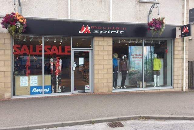 Thumbnail Retail premises to let in 98 Grampian Road, Aviemore