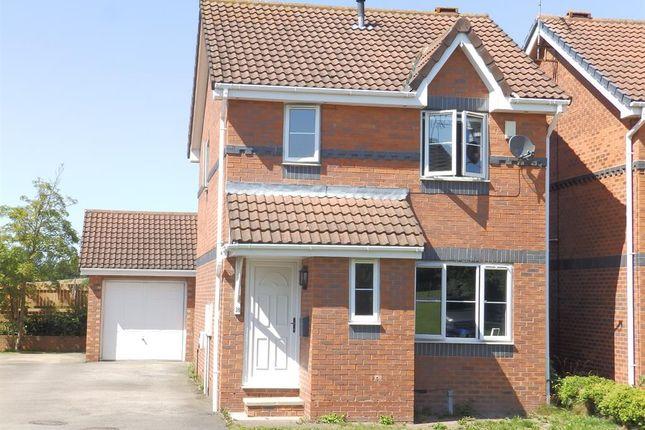 Thumbnail Detached house for sale in Lawson Avenue, Boroughbridge, York