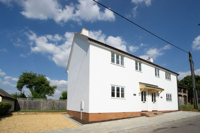 Thumbnail Semi-detached house for sale in Butts Lane, Fowlmere