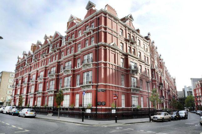 Thumbnail Flat for sale in Chapel Street, London