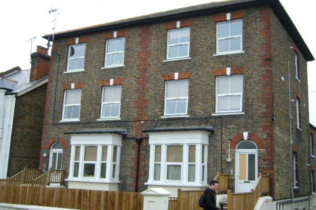Thumbnail 2 bed flat to rent in 51 Ramsgate Road, Margate