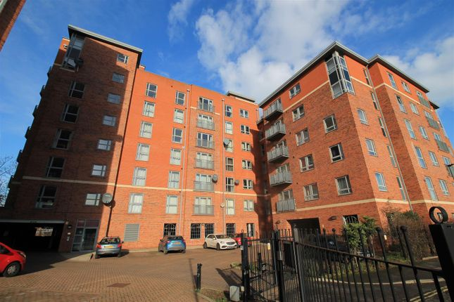 Thumbnail Flat for sale in Stuart Street, Derby