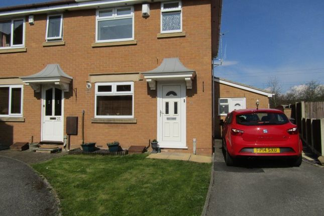 Thumbnail Property to rent in The Paddock, Boulton Moor, Derby