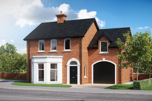 Thumbnail Detached house for sale in - The Morrison Westmount Park, Belfast Road, Newtownards