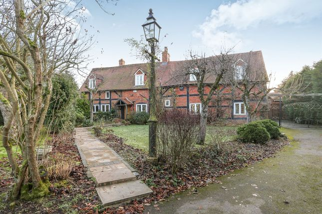 Thumbnail Property for sale in Fernhill Lane, Balsall Common, Coventry
