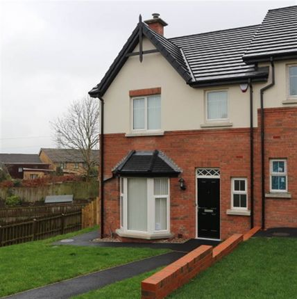 Thumbnail Semi-detached house to rent in 22, Bracken Hill Square, Belfast