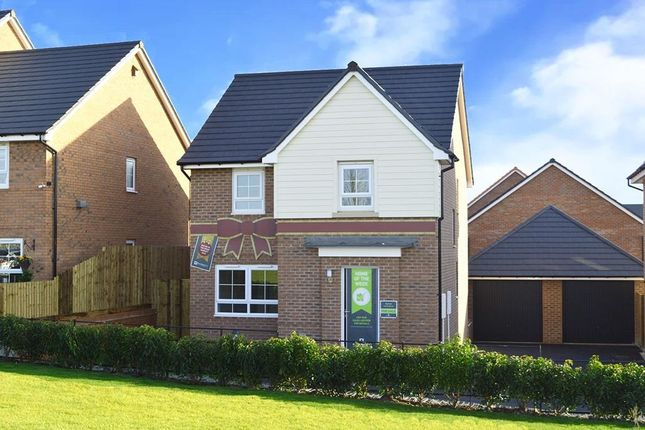 "Thumbnail Detached house for sale in ""Kingsley"" at Dunsmore Avenue, Bingham, Nottingham"