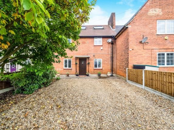 Thumbnail Terraced house for sale in Woodford, Green, Essex