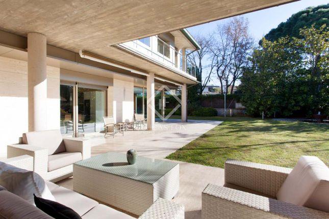 Thumbnail Villa for sale in Spain, Barcelona, Sant Cugat, Lfs6616