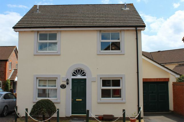 Thumbnail Detached house to rent in Cashford Gate, Taunton, Somerset