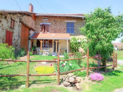 2 bed property for sale in Chaillac-Sur-Vienne, Haute-Vienne, France