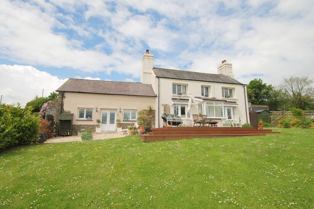 Thumbnail Detached house for sale in Llanfynydd, Carmarthenshire