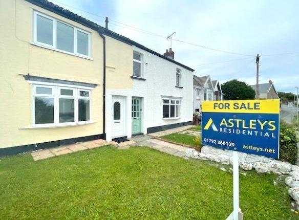 Thumbnail Terraced house for sale in West Cross Avenue, West Cross, Swansea