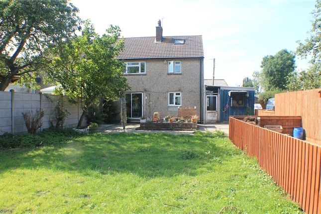 Thumbnail Semi-detached house for sale in Yatton, North Somerset