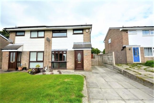 Thumbnail Semi-detached house to rent in Ashbourne Avenue, Wigan