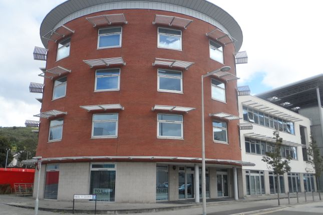 Thumbnail Office to let in Langdon Road, Swansea