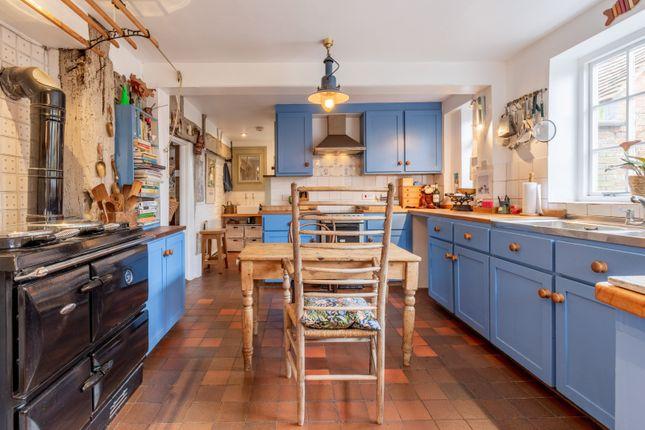 Kitchen of The Street, Selmeston, East Sussex BN26