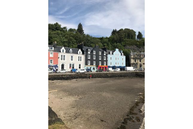 Thumbnail Flat for sale in Tobermory, Isle Of Mull
