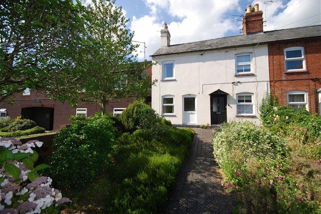 Thumbnail End terrace house for sale in Bridge Street, Ledbury, Hereforshire