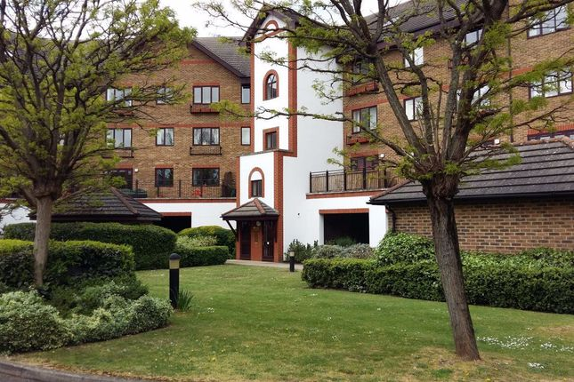 Thumbnail Flat to rent in Regents Court, Sopwith Way, Kingston