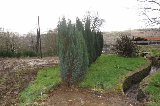 Thumbnail Land for sale in Masefield Way, Pontypridd