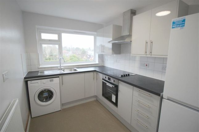 Thumbnail Flat to rent in The White Hart Parade, London Road, Riverhead, Sevenoaks