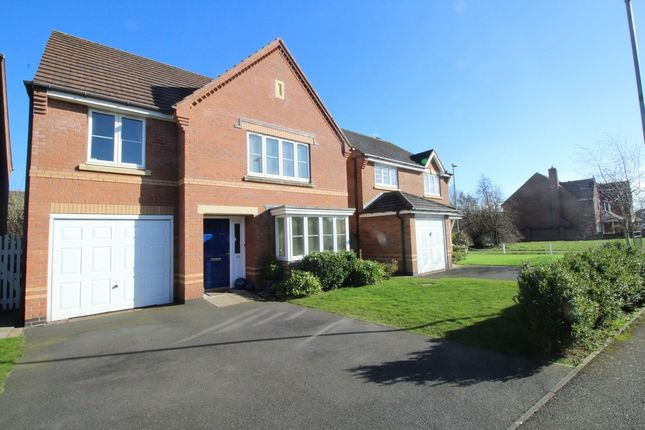 Thumbnail Detached house for sale in Alsthorpe Road, Oakham