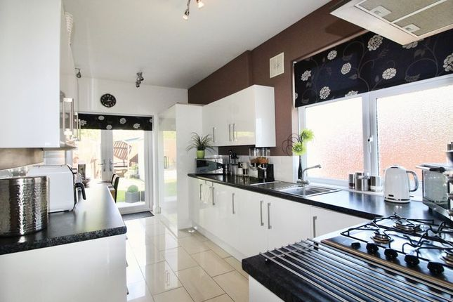 Thumbnail Bungalow for sale in Fairfield Close, Cardiff