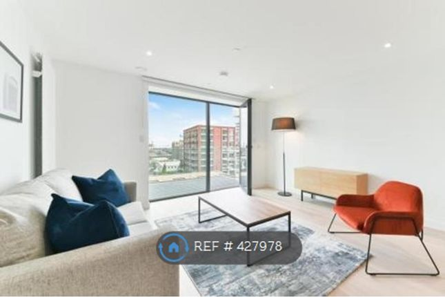 Thumbnail Flat to rent in Royal Wharf, London