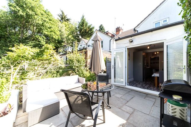 Patio of St. Michaels Cottages, Old Wokingham Road, Wokingham RG40