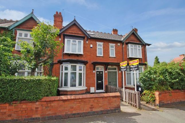 Thumbnail Terraced house to rent in Bournbrook Road, Selly Oak, Birmingham