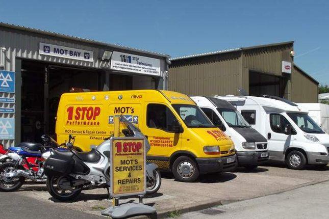 Thumbnail Parking/garage for sale in Burton Upon Trent DE14, UK