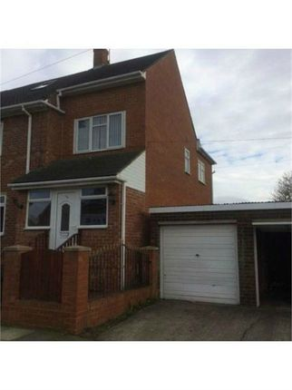 Thumbnail End terrace house to rent in Telford Road, Thorney Close, Sunderland, Tyne And Wear