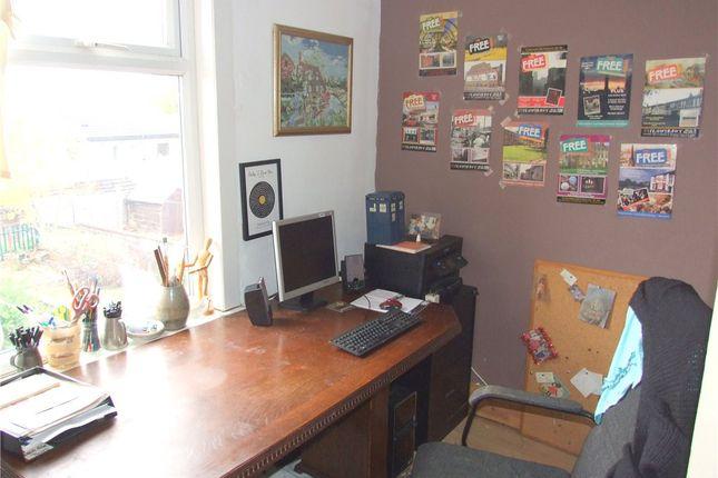 Bedroom of Stanley Street, Derby DE22