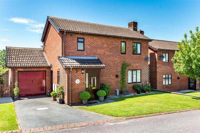 Thumbnail Detached house for sale in Woodlands, Cefnllys Lane, Llandrindod Wells