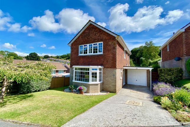 Thumbnail Detached house for sale in Tudor Close, Plymstock, Plymouth