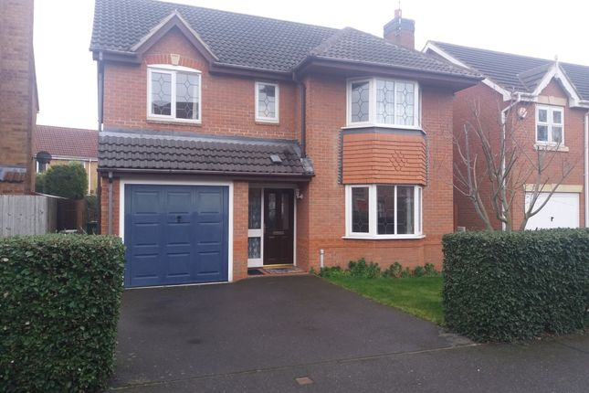 Thumbnail Detached house for sale in Duncombe Road, Leicester