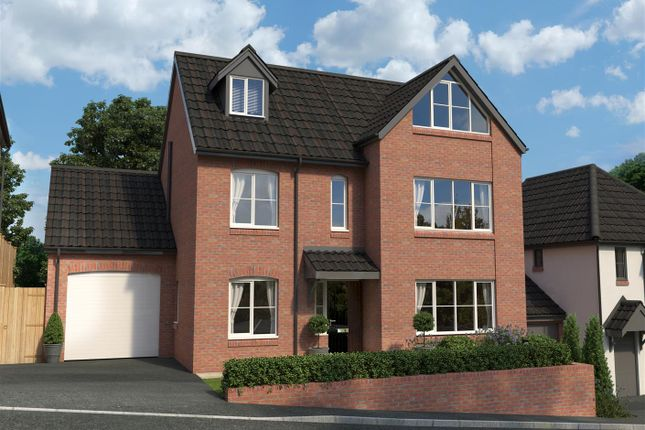 Thumbnail Detached house for sale in The Mclellan, Elm Walk, Portishead