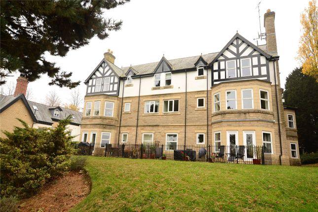 Thumbnail Flat for sale in 10 Barrans Court, Parc Mont, 11 Park Avenue, Roundhay, Leeds