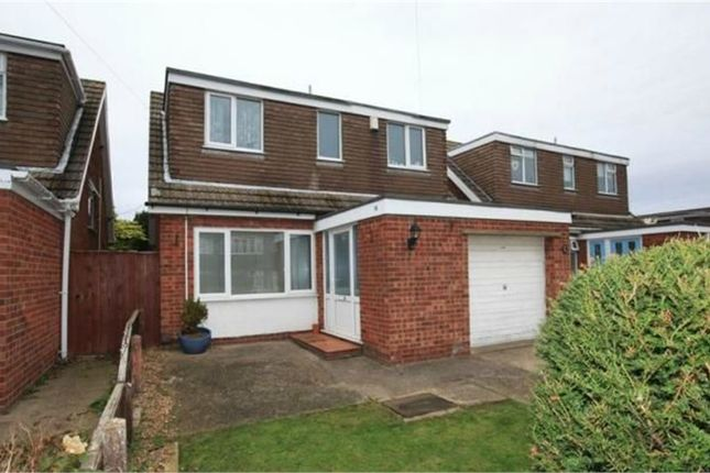 Thumbnail Detached house for sale in Waby Close, Grimsby, Lincolnshire
