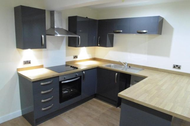 Thumbnail Flat to rent in Flat 6, Carr Crofts, Armley