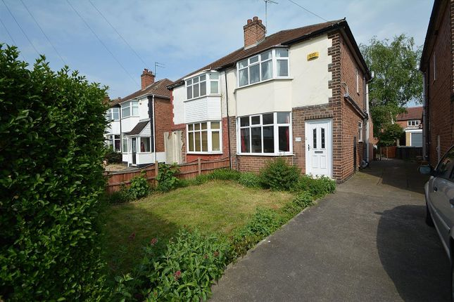 3 bed semi-detached house for sale in Carrfield Avenue, Toton, Beeston, Nottingham