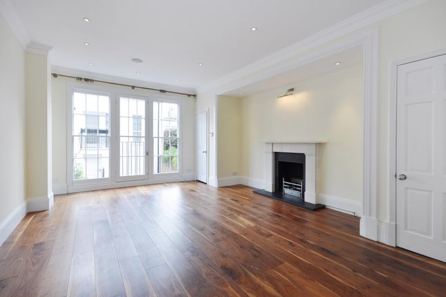 Thumbnail Terraced house to rent in St. Petersburgh Place, London