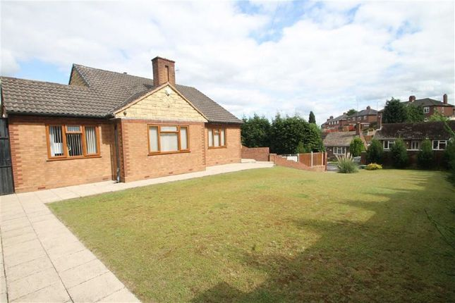 Thumbnail Detached bungalow for sale in The Drive, Halesowen
