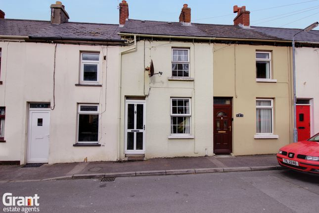Thumbnail Terraced house for sale in Castle Street, Donaghadee