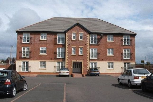 Thumbnail Flat to rent in Piele Road, Haydock, St. Helens