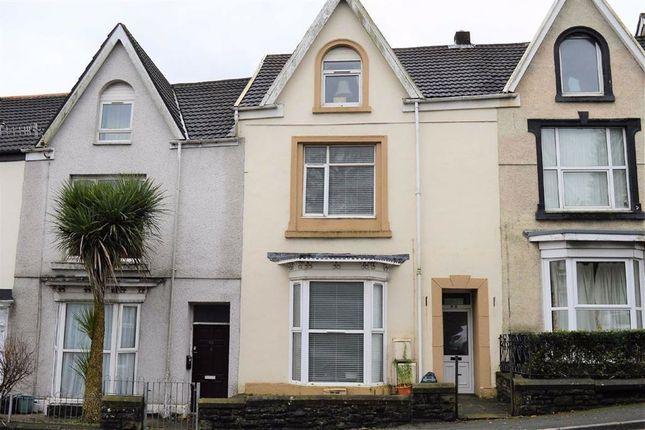 Thumbnail Maisonette for sale in Glanmor Road, Uplands, Swansea