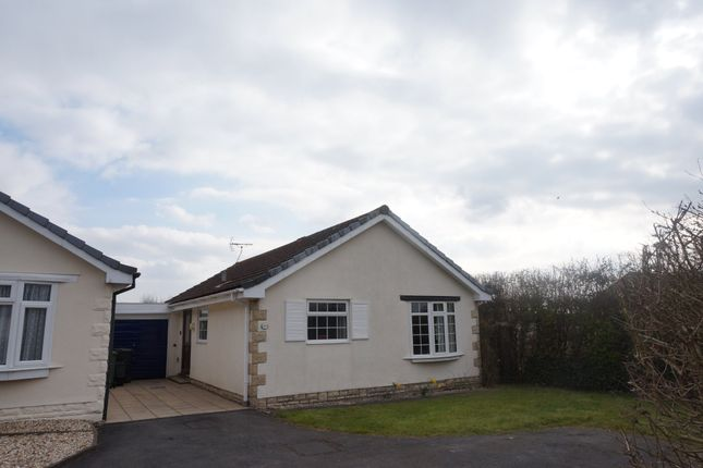 Thumbnail Detached bungalow to rent in Alnwick, Toothill, Swindon