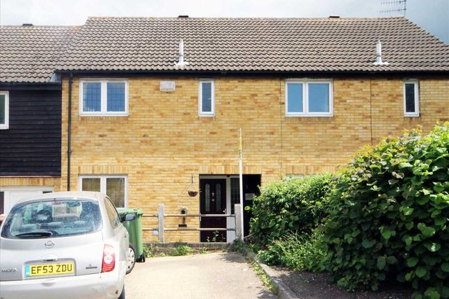 Thumbnail Terraced house for sale in Fidler Place, Bushey WD23.