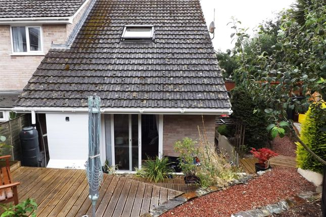 Thumbnail Property to rent in Polgover Way, St. Blazey, Par